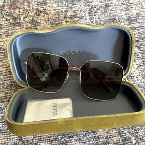 Gucci sunglasses. Authentic never worn